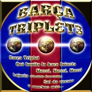 Barça Triplet