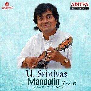 Mandolin U. Srinivas, Vol. 5