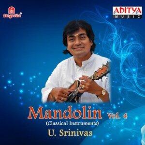 Mandolin U. Srinivas, Vol. 4