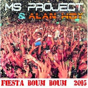 Fiesta Boum Boum 2015