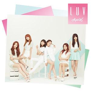LUV (LUV) - Japanese Version
