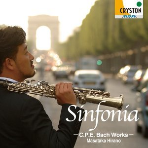 Sinfonia -C.P.E.Bach Works-