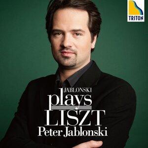 Jablonski Plays Liszt