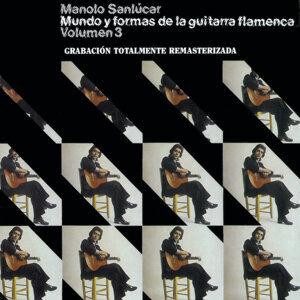Mundo y Formas de la Guitarra Flamenca Vol.3