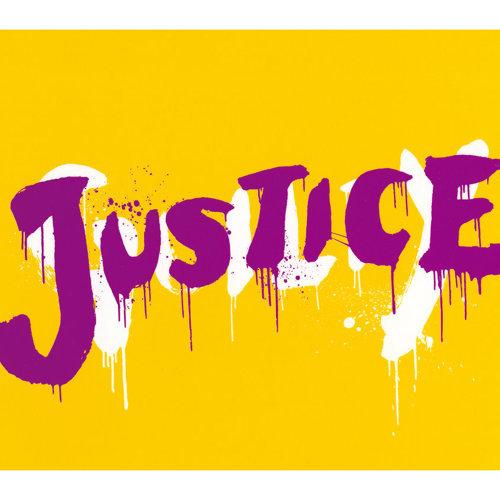 JUSTICE アルバムカバー