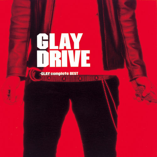 DRIVE -GLAY complete BEST-