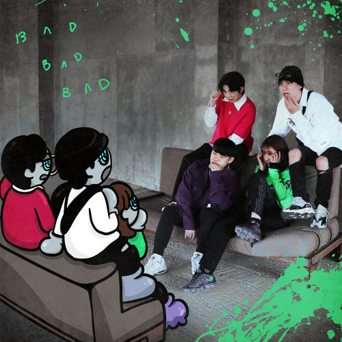 24K (Feat. coldcandy, Soou, Hallucy)