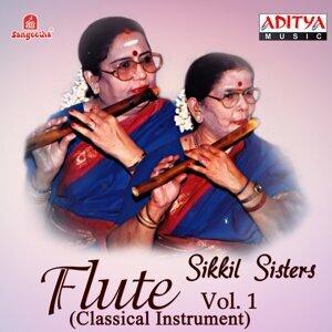 Flute Sikkil Sisters, Vol. 1