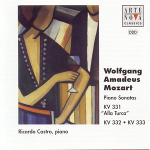 Mozart: Piano Sonatas KV 330/331/332