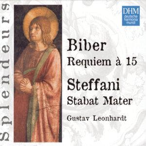 DHM Splendeurs: Biber / Requiem A 15 - Steffani: Stabat Mater