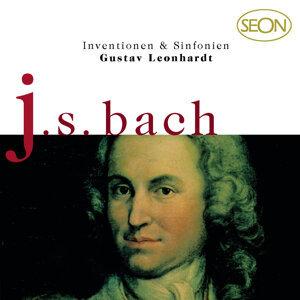Bach:  Inventionen & Sinfonien, BWV 772-801