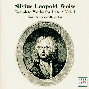 Weiss: Complete Works Für Lute Vol. 1