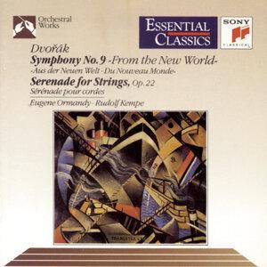 Dvorák:  Symphony No. 9 & Serenade for Strings