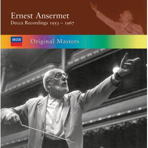 Ernest Ansermet: Decca Recordings 1953/1967 - 6 CDs