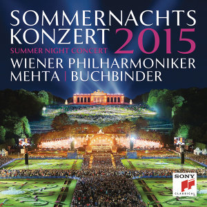 Sommernachtskonzert 2015 / Summer Night Concert 2015 (2015年維也納仲夏夜露天音樂會)