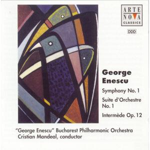 Enescu: Symphony No.1 / Suite for Orchestra No.1