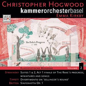 Klassizistische Moderne Vol. 2: Stravinsky, Tippett, Britten