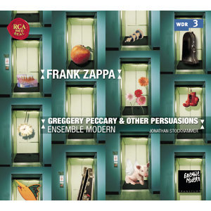 Ensemble Modern Plays Frank Zappa: Greggery Peccary & Other Persuasions