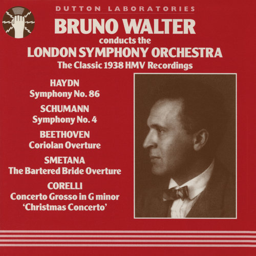 Bruno Walter Conducts The London Symphony Orchestra