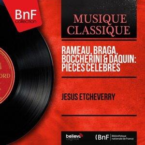 Rameau, Braga, Boccherini & Daquin: Pièces célèbres - Mono Version