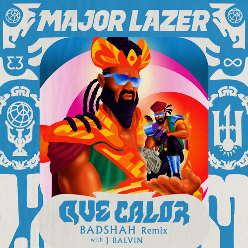 Que Calor (with J Balvin) - Badshah Remix