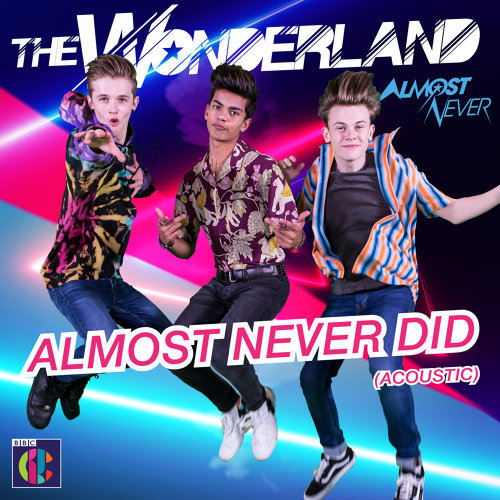 """Almost Never Did - Music from """"Almost Never"""" Season 2 / Acoustic"""