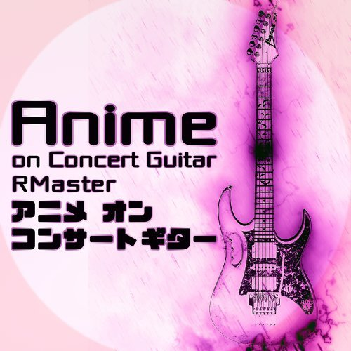 Anime on Concert Guitar