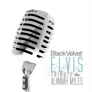 Black Velvet Elvis 25th Tribute