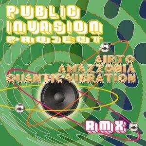 Airto, Amazzonia, Quantic Vibration - Remixes