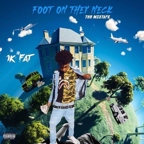 Foot On They Neck The Mixtape