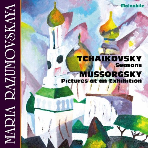 Tchaikovsky: The Seasons, Op. 37a, TH 135 - Mussorgsky: Pictures at an Exhibition