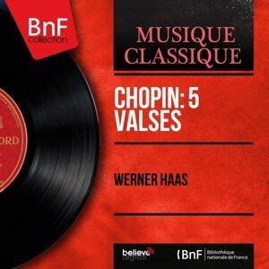 Chopin: 5 Valses - Mono Version