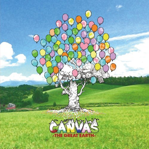 CANVAS -THE GREAT EARTH-