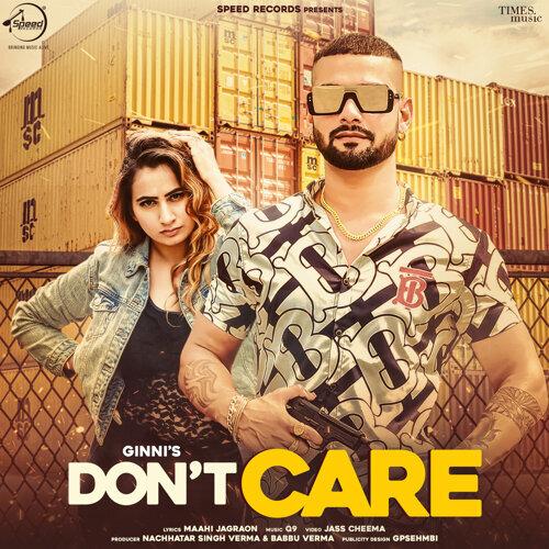 Don't Care - Single