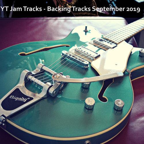 Backing Tracks September 2019