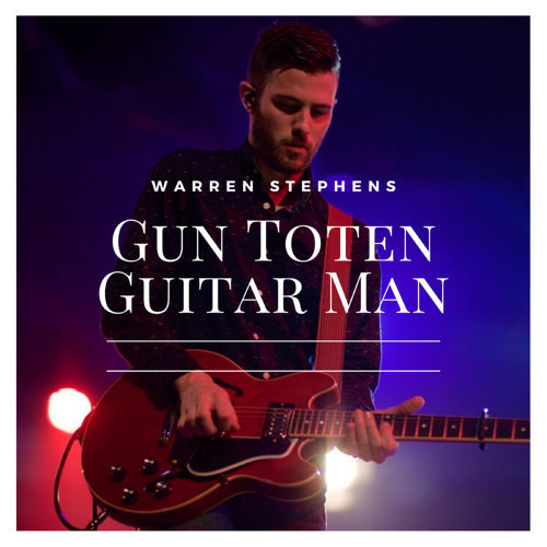 Gun Toten Guitar Man
