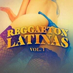 Reggaeton Latinas, Vol. 1