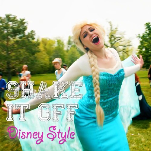 Shake It off Disney Style