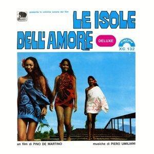 Le isole dell'amore (Deluxe) - Colonna sonora del film