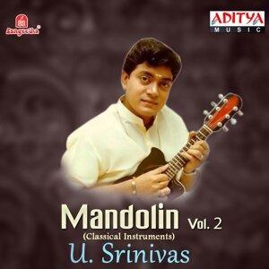 Mandolin U. Srinivas, Vol. 2