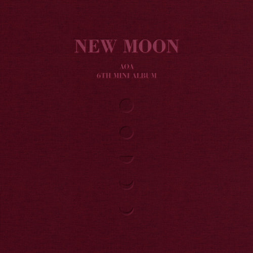 第6張迷你專輯 NEW MOON (6th Mini Album NEW MOON)