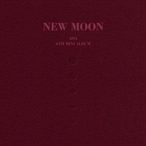 6th Mini Album NEW MOON