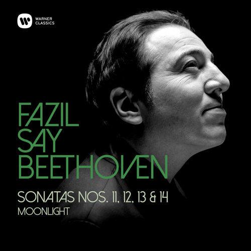 """Beethoven: Piano Sonatas Nos 11, 12, 13 & 14, """"Moonlight"""""""