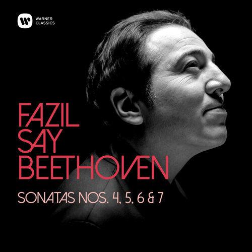 Beethoven: Piano Sonatas Nos 4, 5, 6 & 7