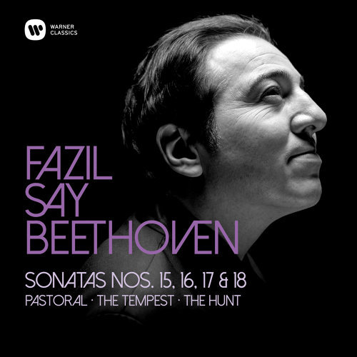 """Beethoven: Piano Sonatas Nos 15, """"Pastoral"""", 16, 17, """"Tempest"""" & 18"""