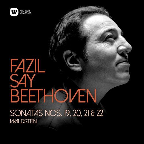 """Beethoven: Piano Sonatas Nos 19, 20, 21, """"Waldstein"""", & 22"""