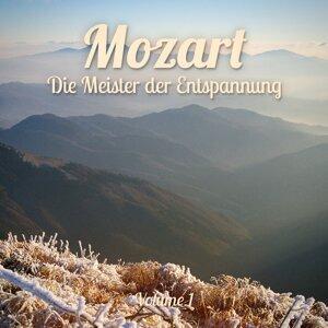 Die Meister der Entspannung: Mozart, Vol. 1