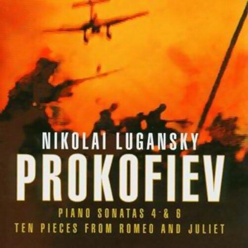 Prokofiev: 10 Pieces from Romeo & Juliet, Op. 75: I. Folk Dance