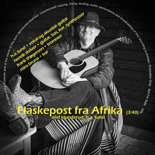 Flaskepost fra Afrika
