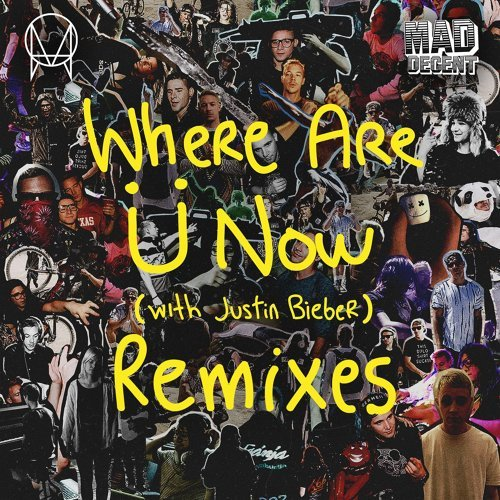 Where Are Ü Now (with Justin Bieber) - Marshmello Remix